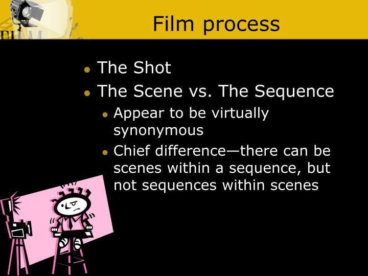 Film process