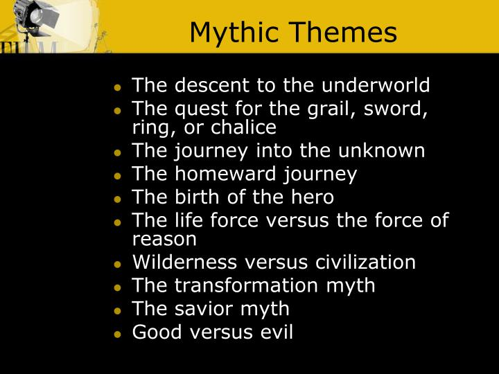 Mythic Themes