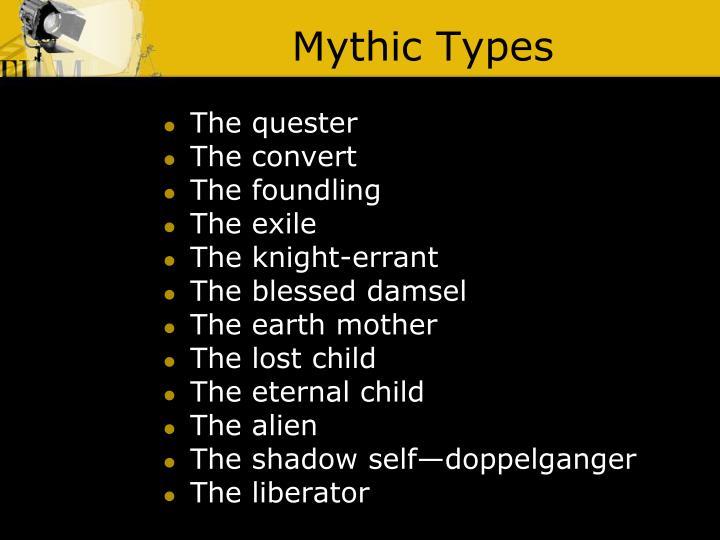 Mythic Types