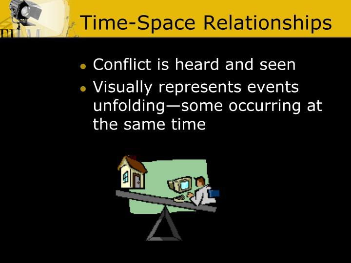 Time-Space Relationships