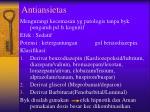 antiansietas