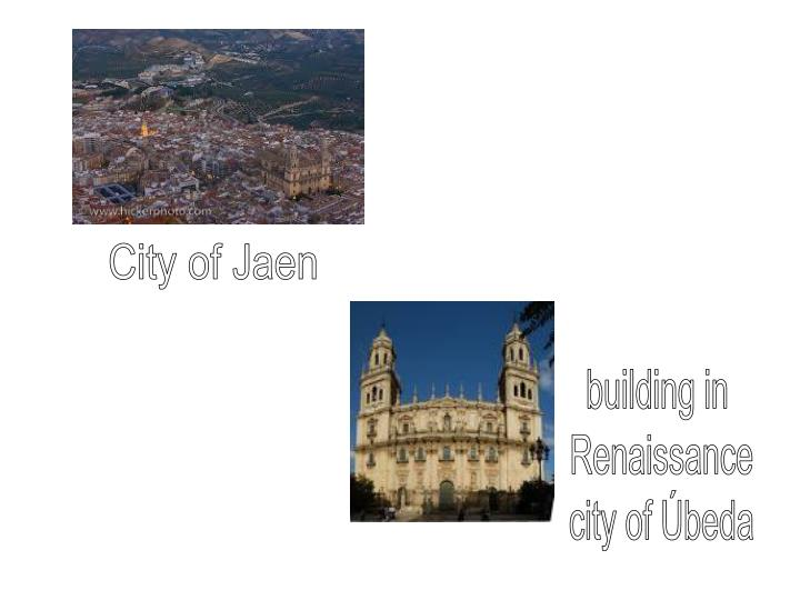 City of Jaen