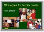 strategies for family meals2