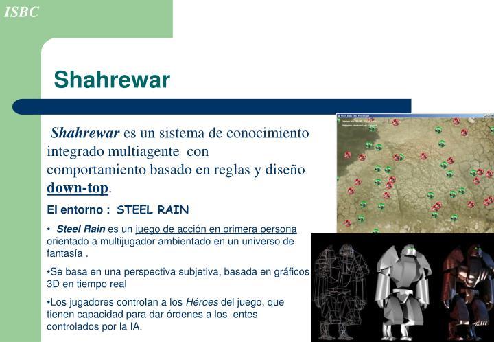 Shahrewar