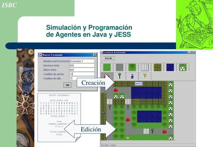 Simulación y Programación