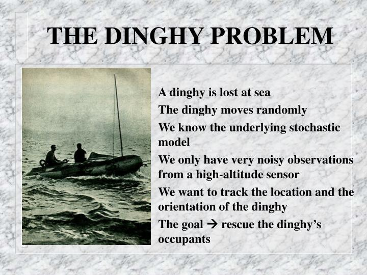 THE DINGHY PROBLEM