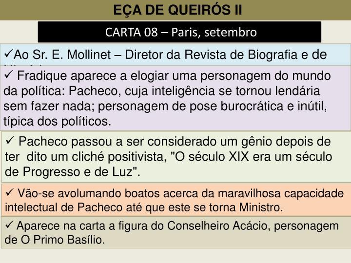 EÇA DE QUEIRÓS II