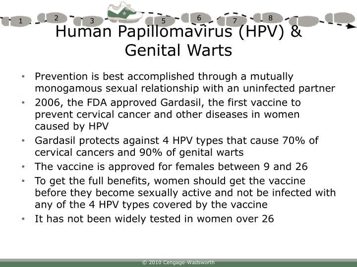 Human Papillomavirus (HPV) &