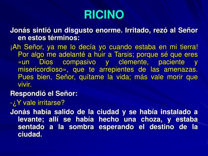 RICINO