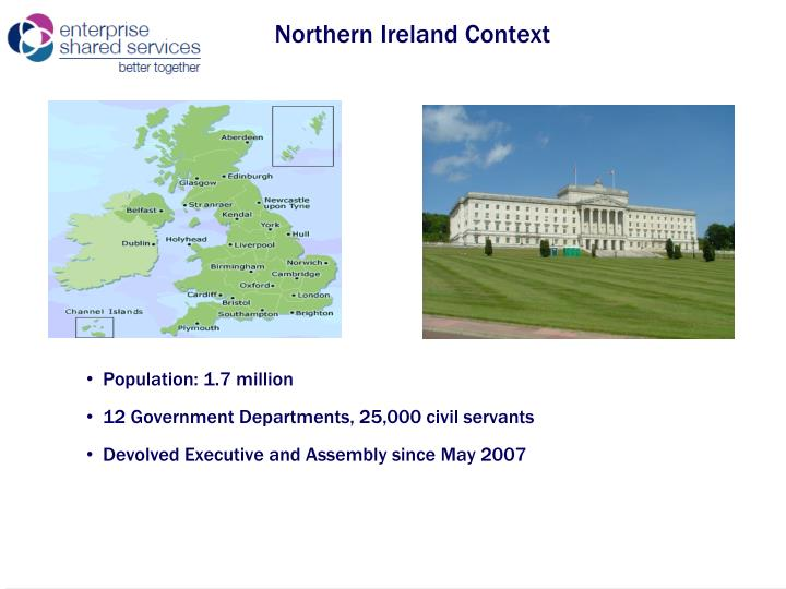 Northern ireland context