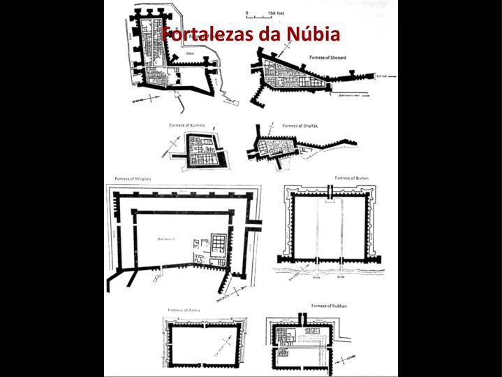 Fortalezas da Núbia