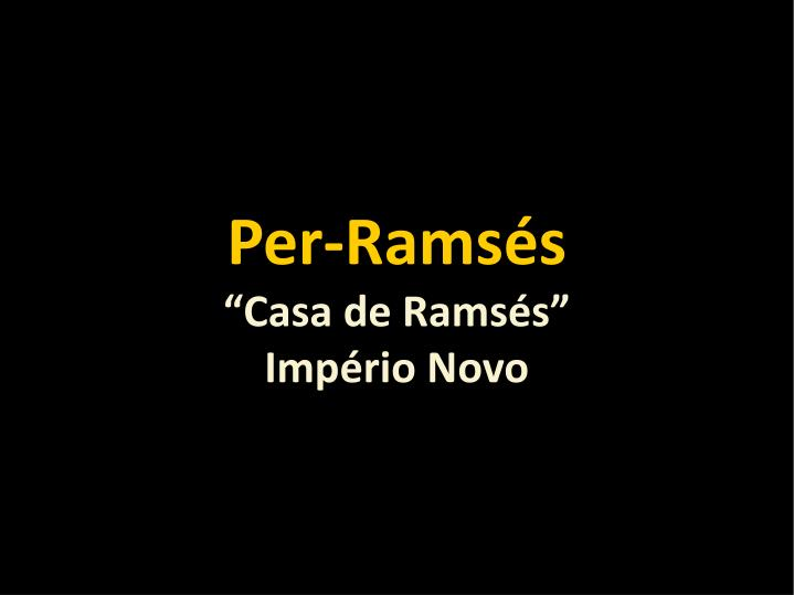 Per-Ramsés