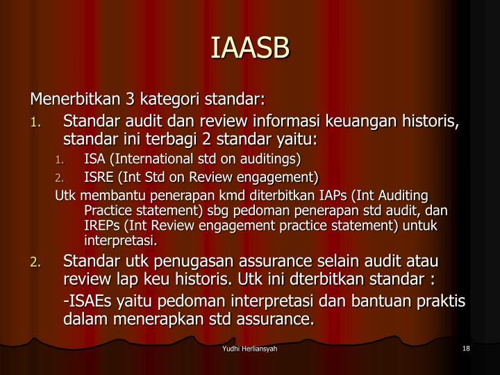IAASB