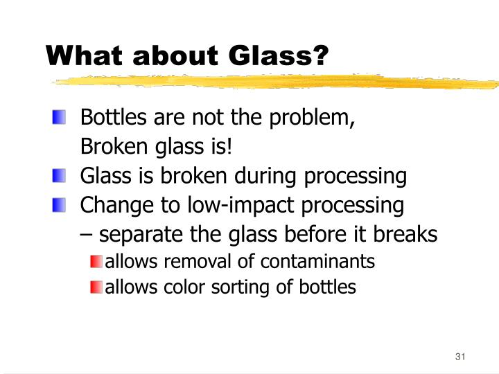 What about Glass?