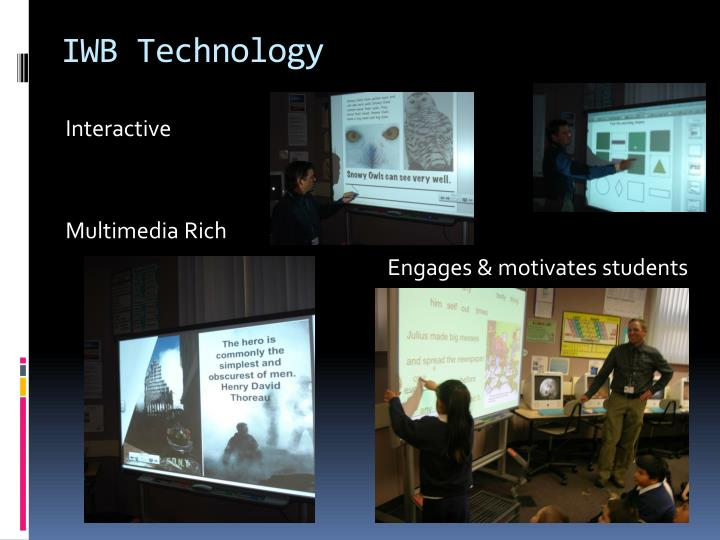 IWB Technology