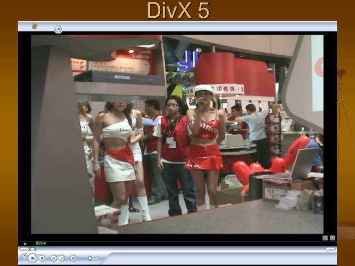 DivX 5