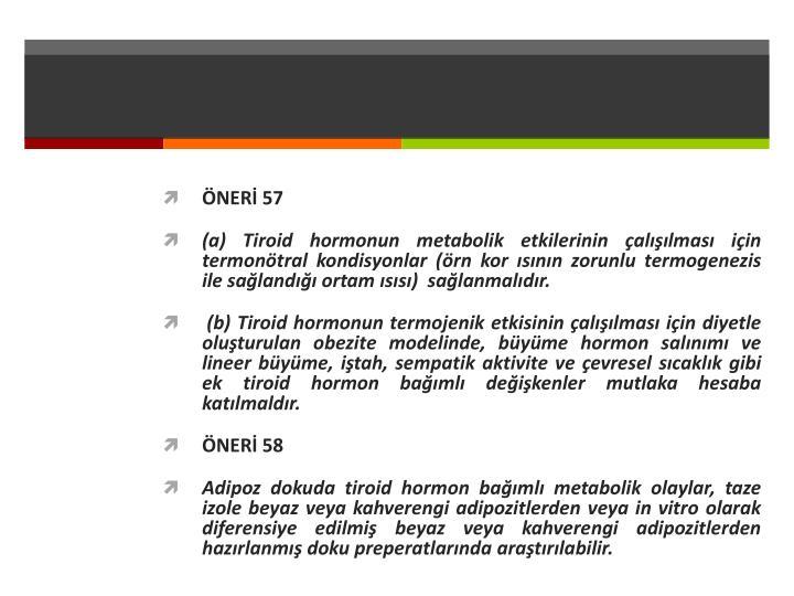 ÖNERİ 57
