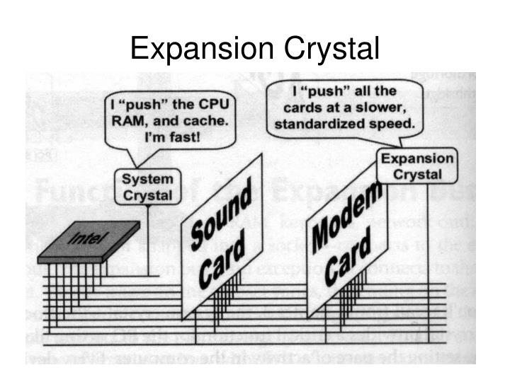 Expansion Crystal