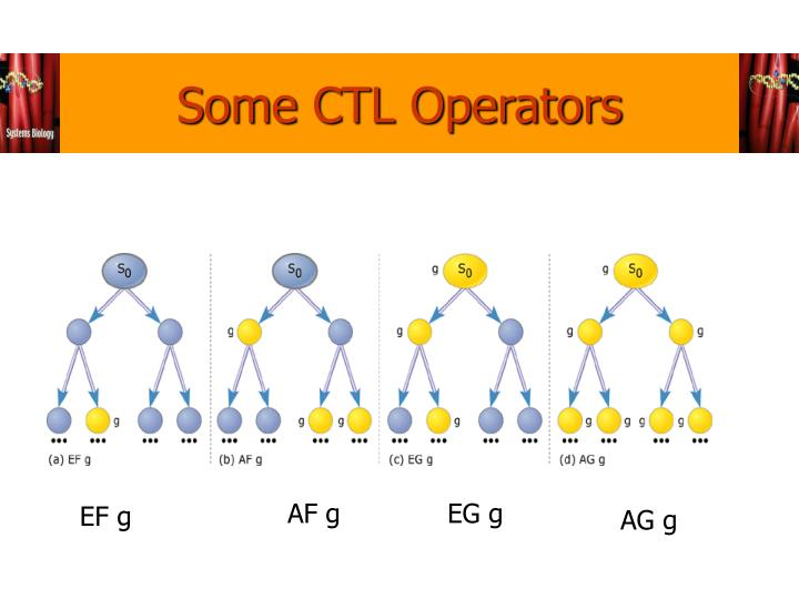 Some CTL Operators