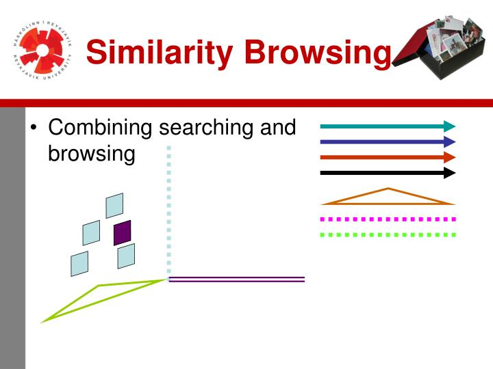 Similarity Browsing