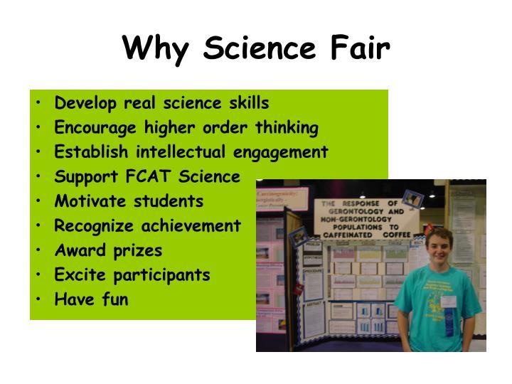 Why Science Fair