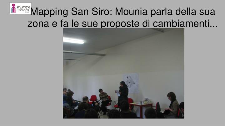 Mapping San Siro: Mounia parla della sua zona e fa le sue proposte di cambiamenti...