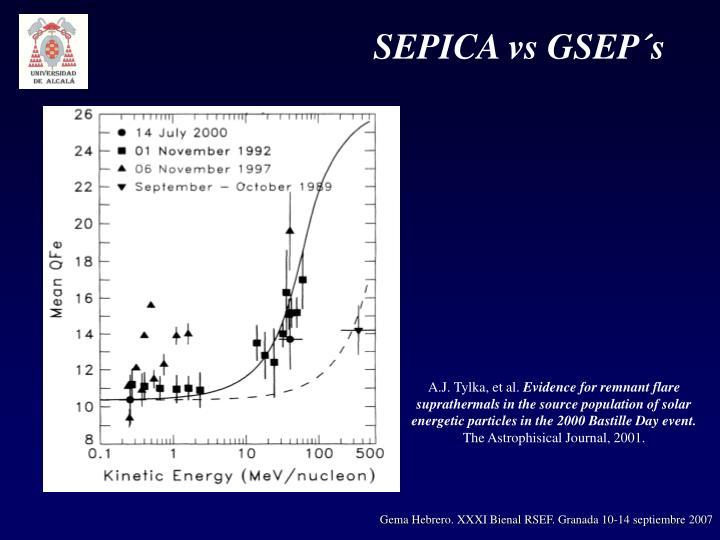SEPICA vs GSEP´s