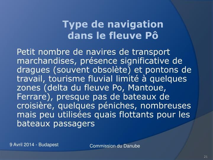 Type de navigation