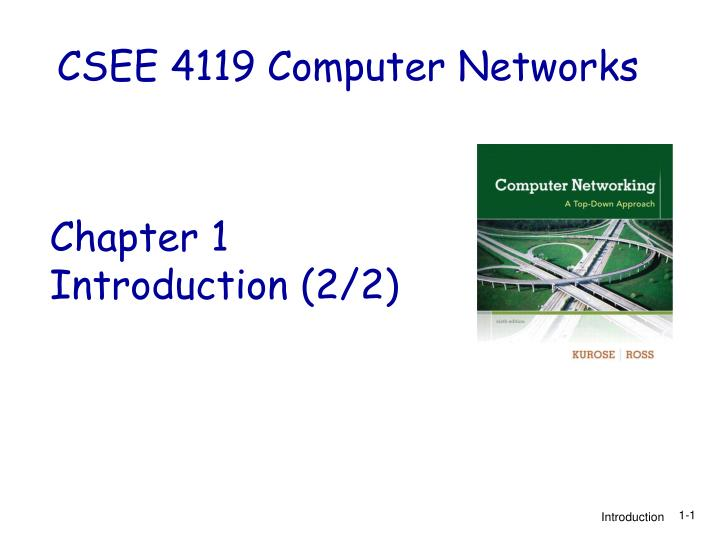 computer networking chapter 1 pdf Free download computer networking a top-down approach by kurose and ross 6th edition pdf - recommended it free download computer networking pdf.