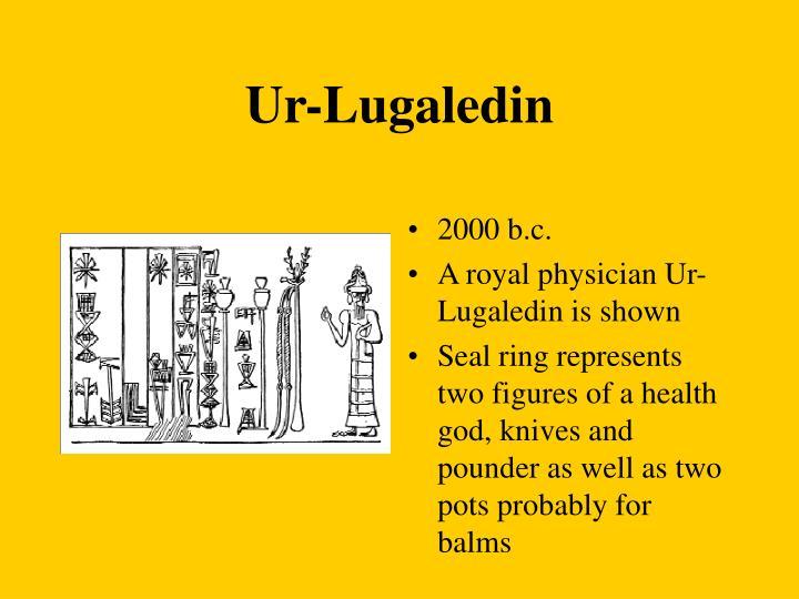 Ur-Lugaledin