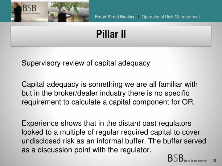 Pillar II