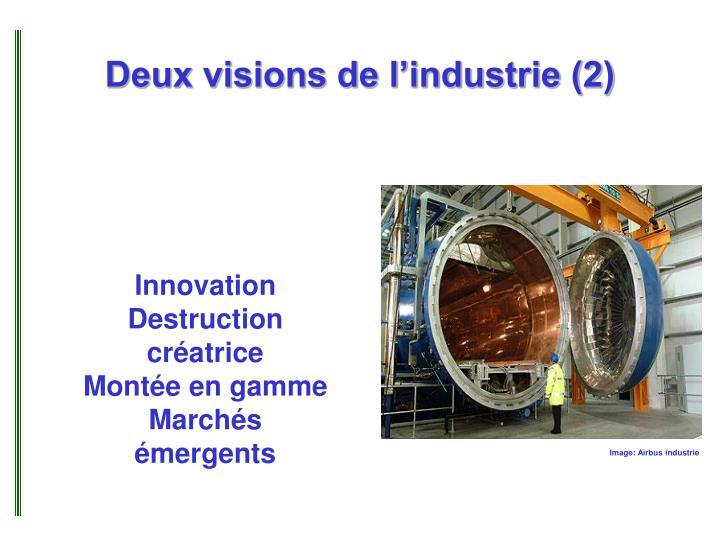 Deux visions de l'industrie (2)