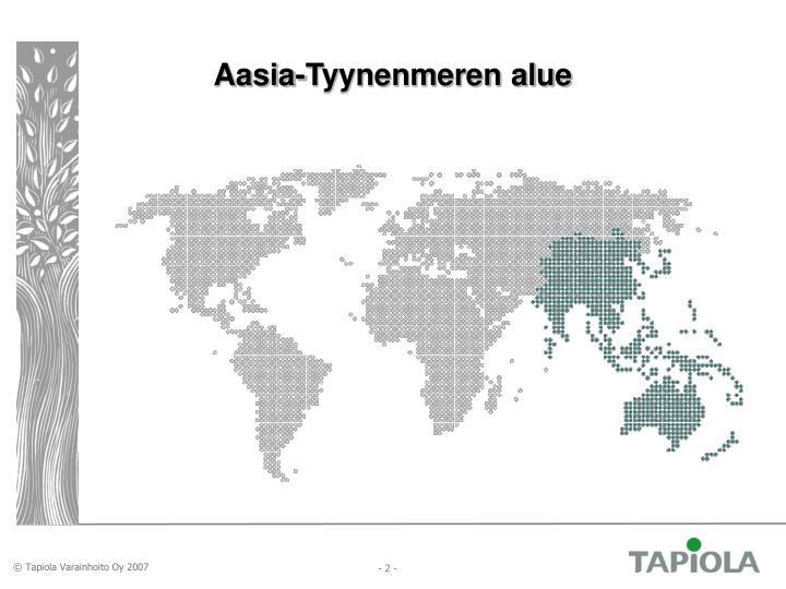 Aasia-Tyynenmeren alue