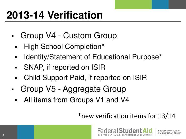Group V4 - Custom Group