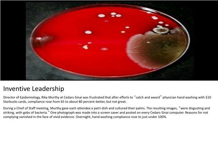 Inventive Leadership