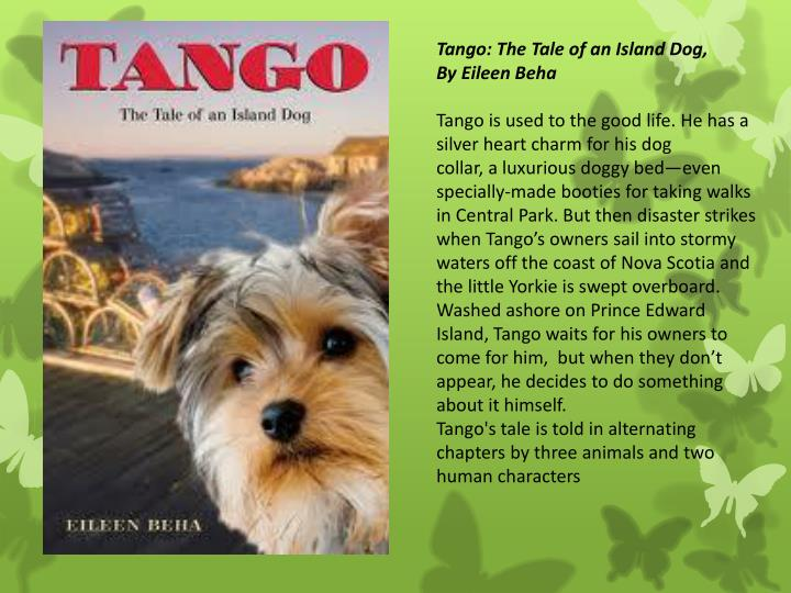 Tango: The Tale of an Island Dog,