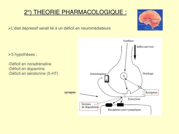 L'état dépressif serait lié à un déficit en neuromédiateurs