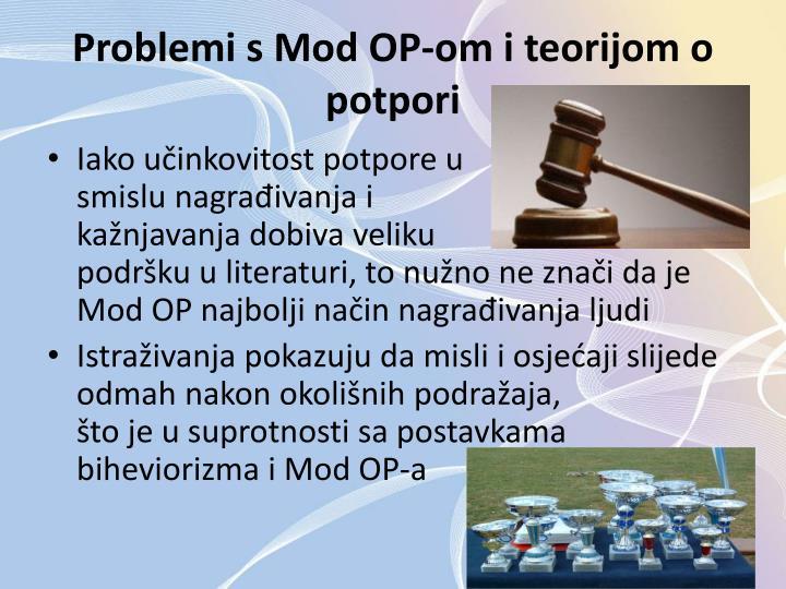 Problemi s