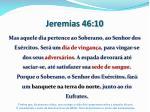 jeremias 46 10
