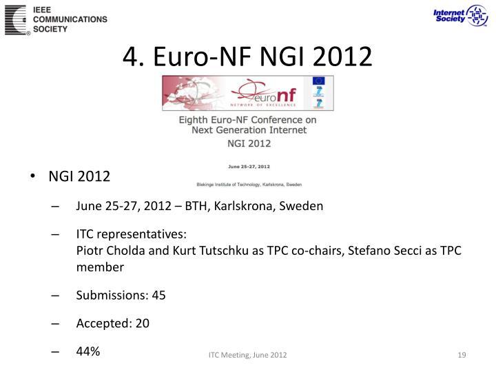 4. Euro-NF NGI 2012