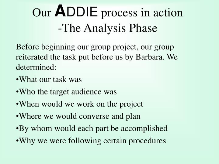 an introduction to the process of analyzing audience before a presentation It will be much easier to deliver a presentation that the audience finds relevant,  step 5: prepare the introduction and conclusion.