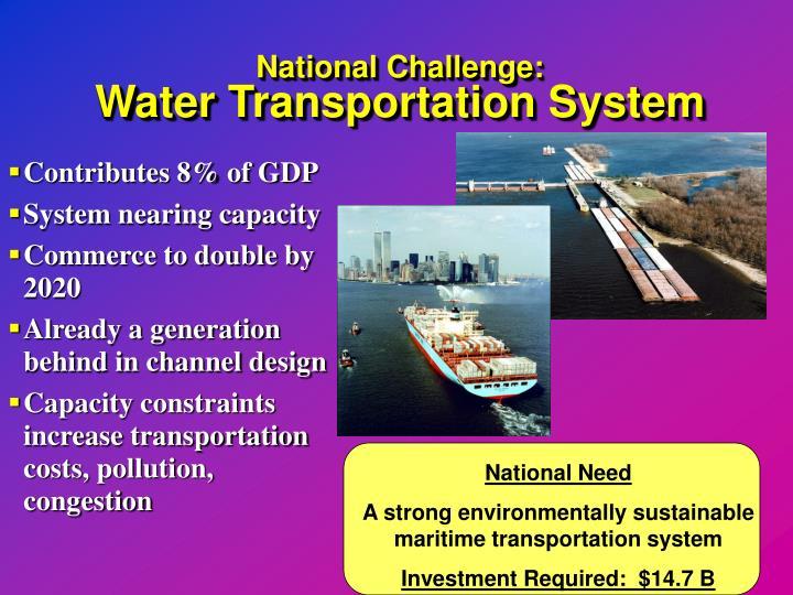 National Challenge: