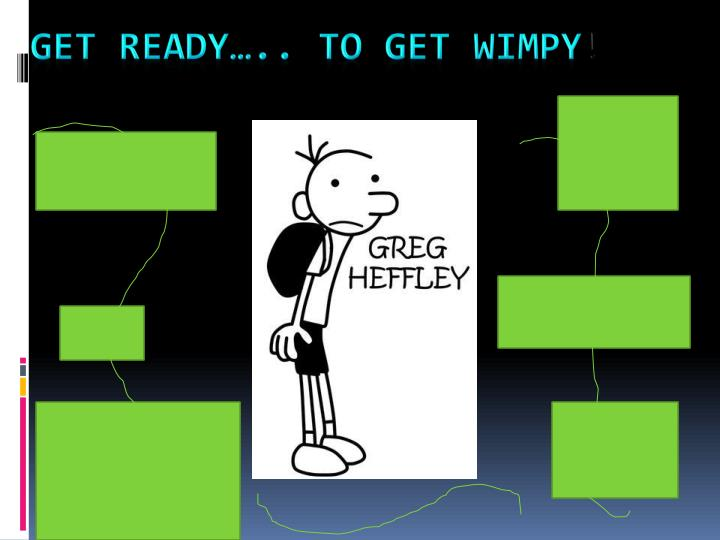 Get ready to get wimpy