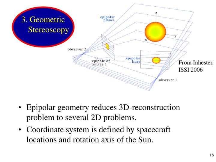 3. Geometric
