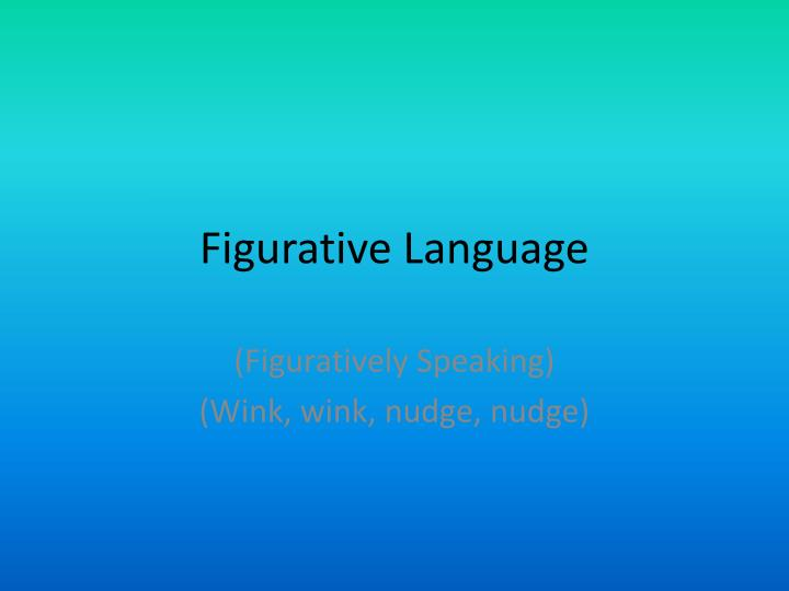 Figurative Language with Poetry by One Stop Teacher Shop  TpT