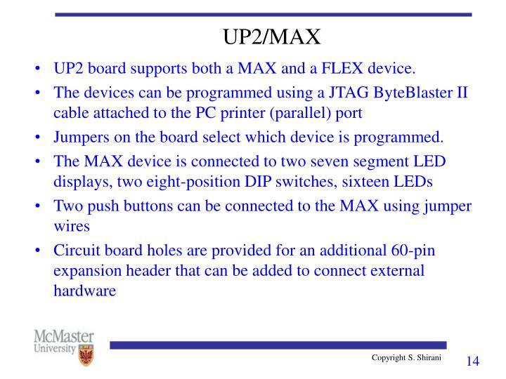 UP2/MAX