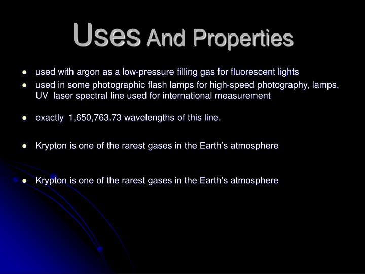 PPT - Krypton PowerPoint Presentation - ID:5175134
