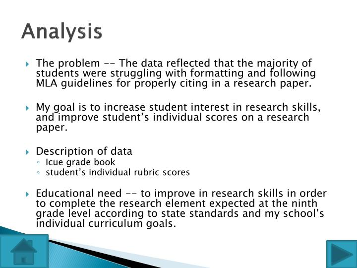 mla research paper powerpoint This mla style paper template for word with mla guidelines and instructions can hugely help you follow the mla format and guidelines when writing a research paper.