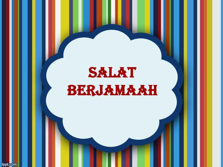 SALAT BERJAMAAH