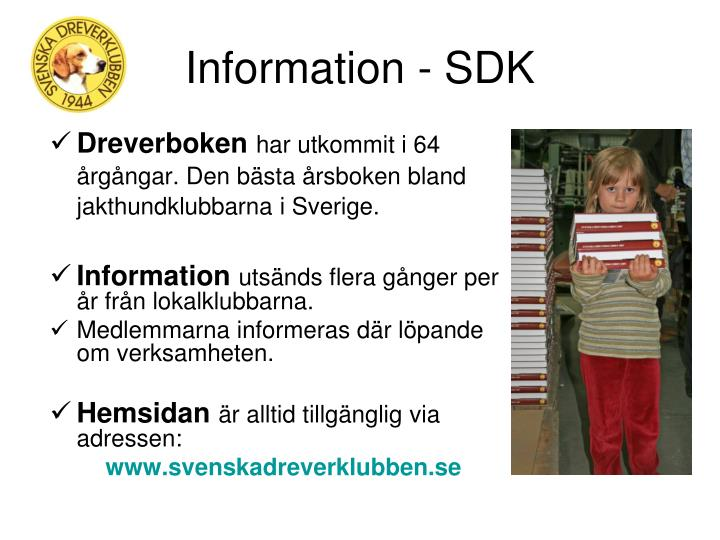 Information - SDK